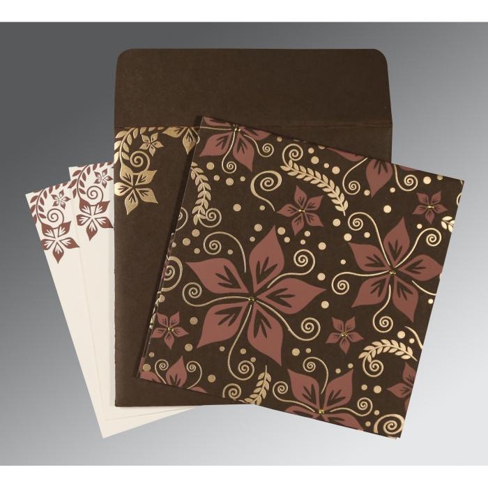 Designer Wedding Cards - D-8240E
