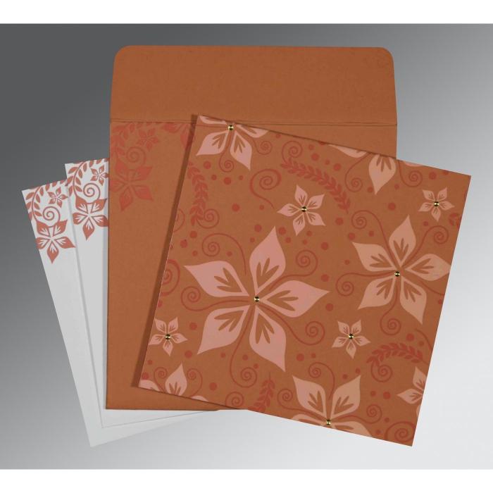 Designer Wedding Cards - D-8240H