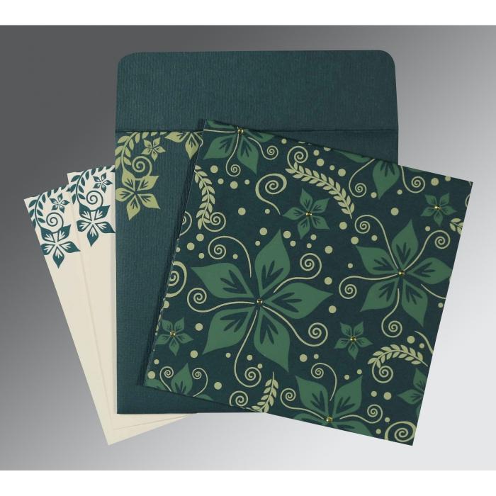 Designer Wedding Cards - D-8240N