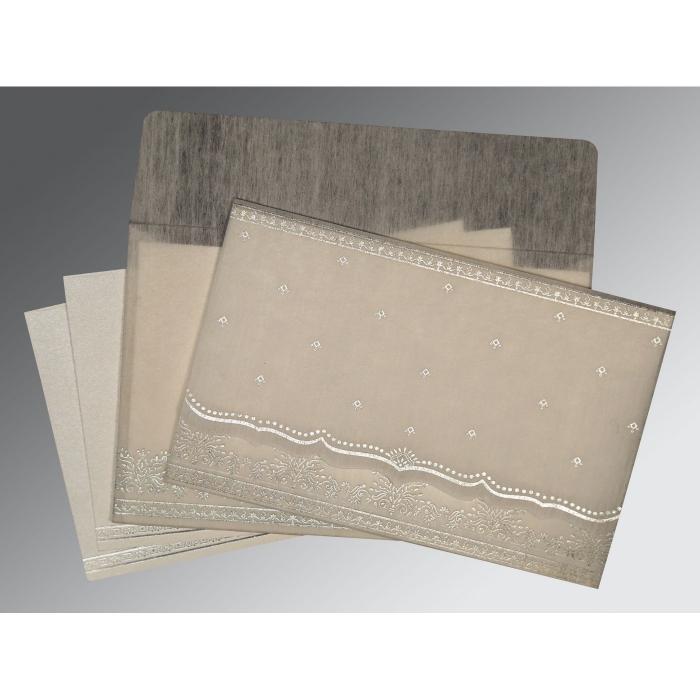 Designer Wedding Cards - D-8241A