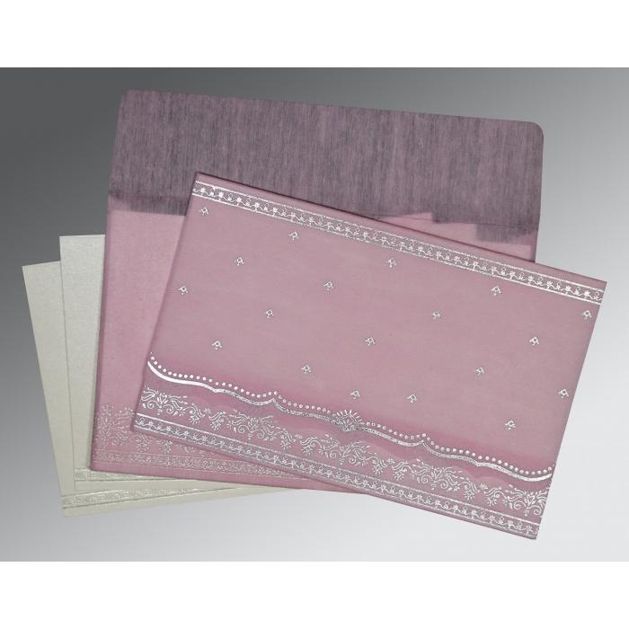 Designer Wedding Cards - D-8241E