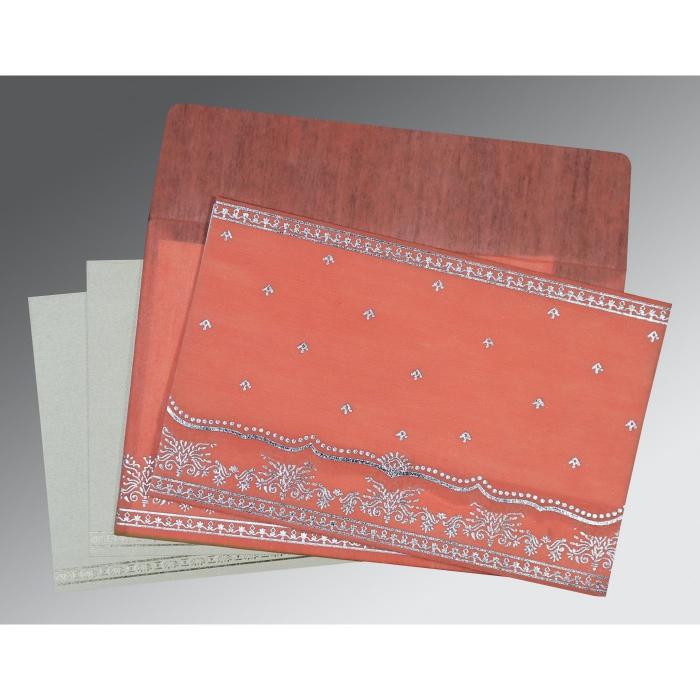 Designer Wedding Cards - D-8241G