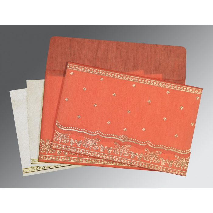 Designer Wedding Cards - D-8241K