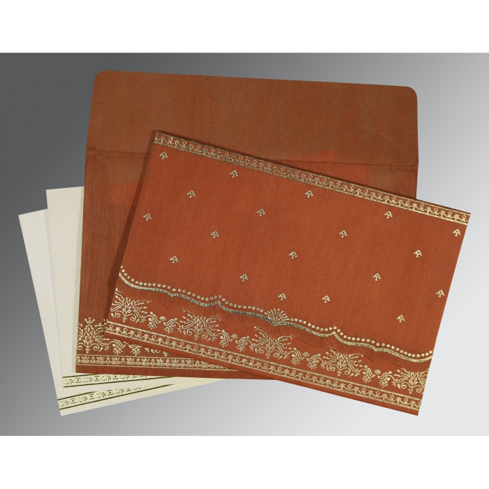 Designer Wedding Cards - D-8241M