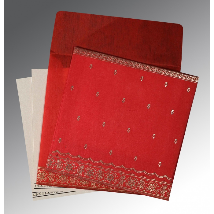 Designer Wedding Cards - D-8242A
