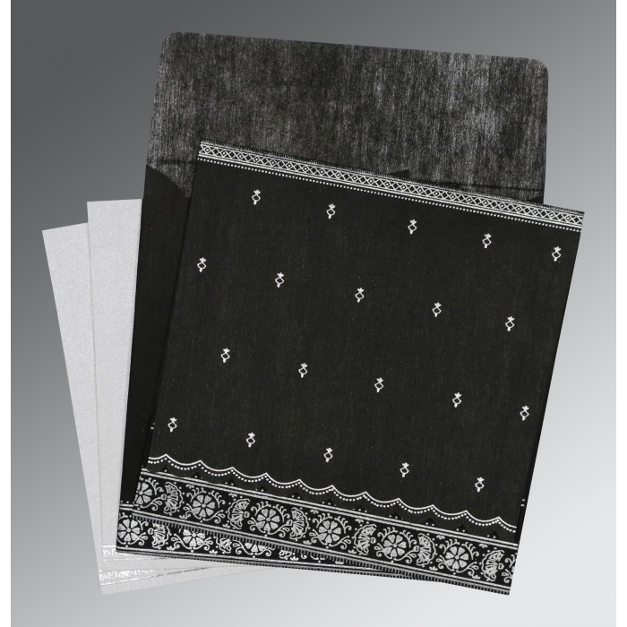 Designer Wedding Cards - D-8242B