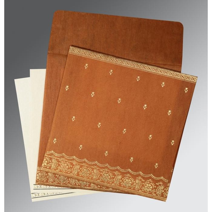 Designer Wedding Cards - D-8242E