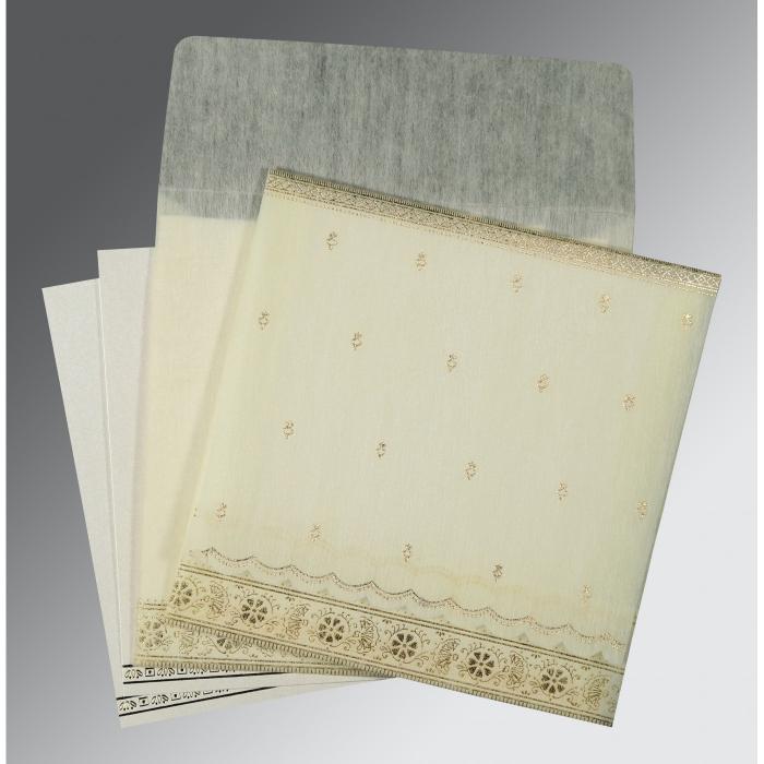 Designer Wedding Cards - D-8242M