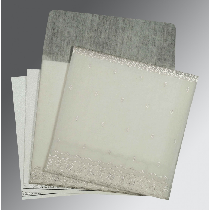Designer Wedding Cards - D-8242P