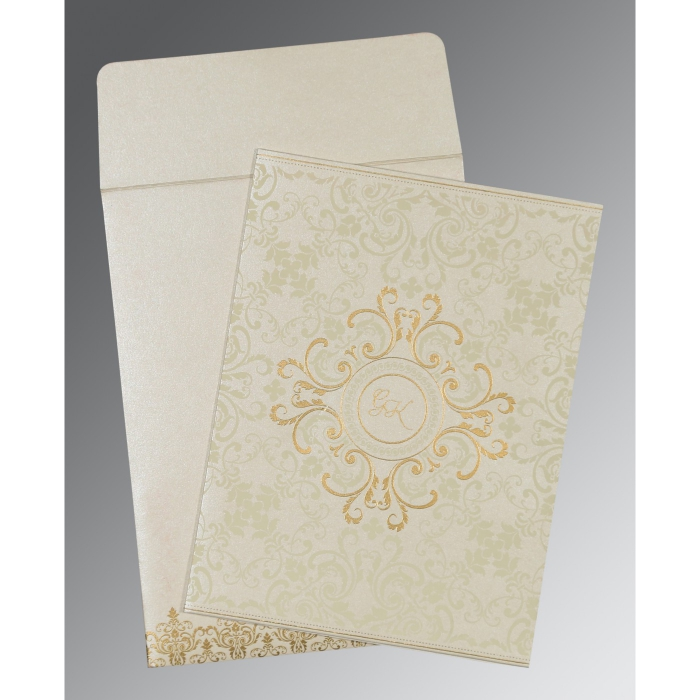 Designer Wedding Cards - D-8244B