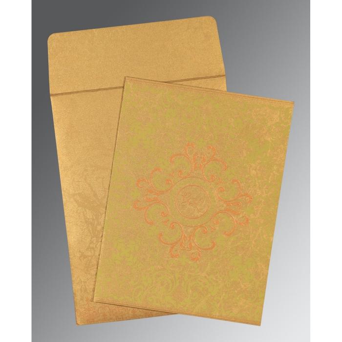 Designer Wedding Cards - D-8244G
