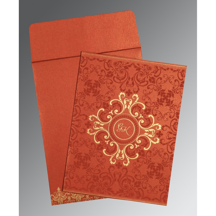 Designer Wedding Cards - D-8244L