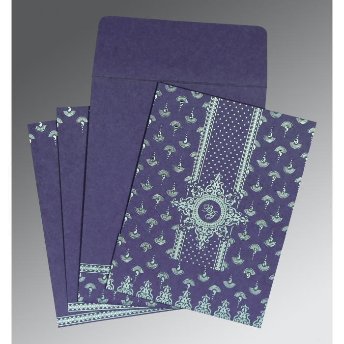 Designer Wedding Cards - D-8247C