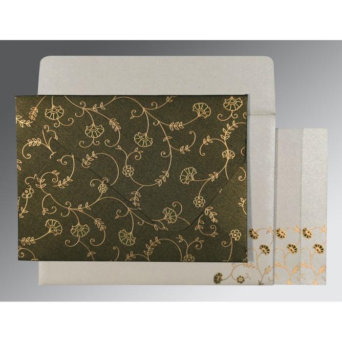 Designer Wedding Cards - D-8248D