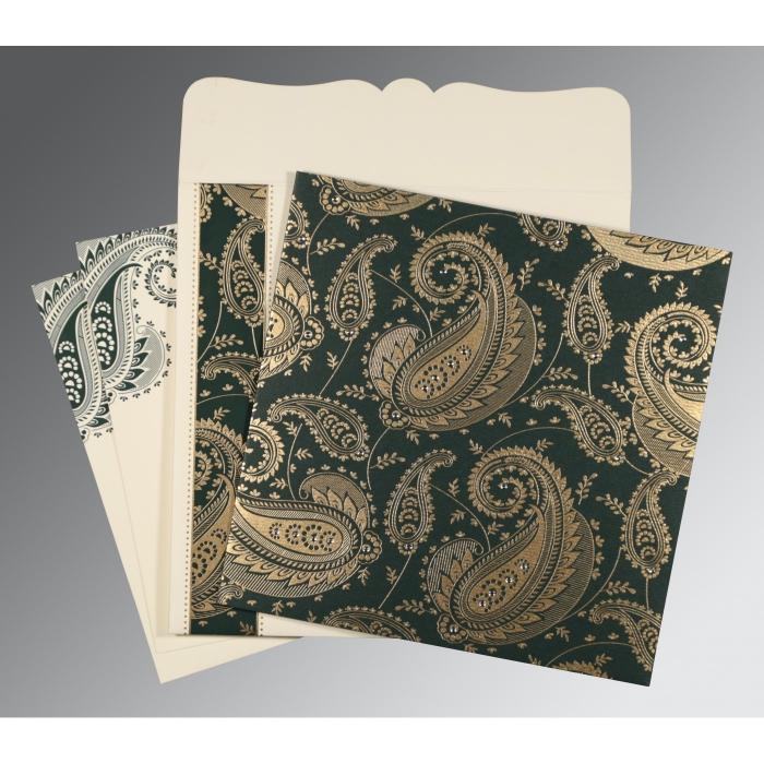 Designer Wedding Cards - D-8250C