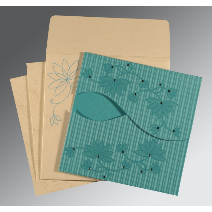 Designer Wedding Cards - D-8251A