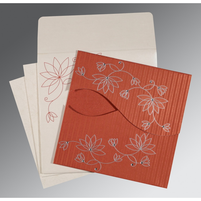 Designer Wedding Cards - D-8251D