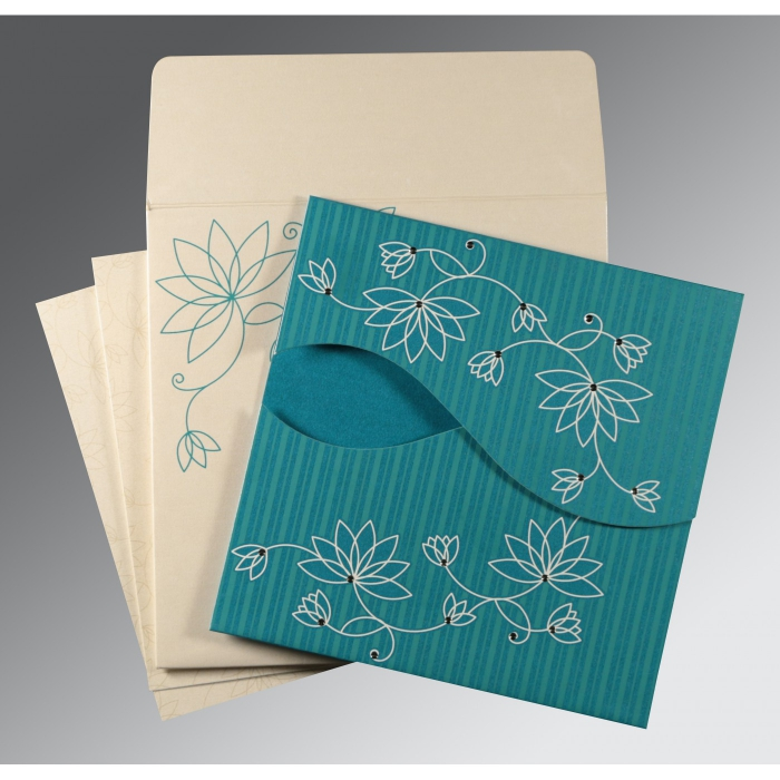 Designer Wedding Cards - D-8251G