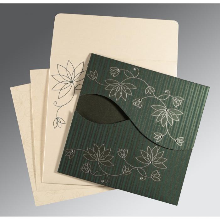 Designer Wedding Cards - D-8251J