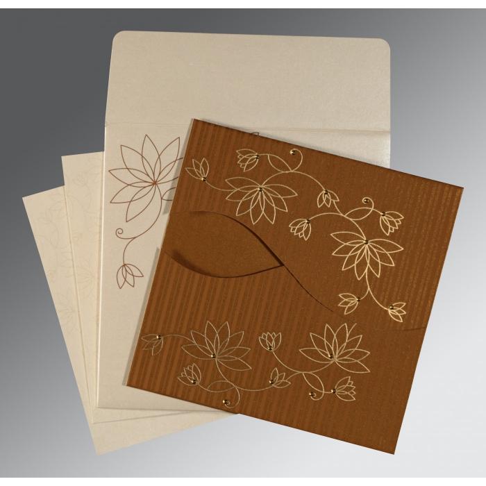 Designer Wedding Cards - D-8251M