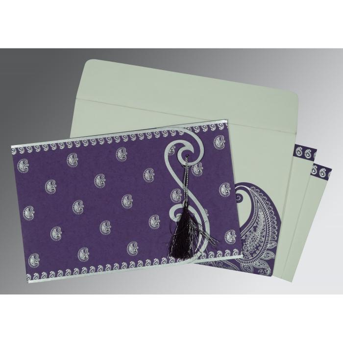 Designer Wedding Cards - D-8252B