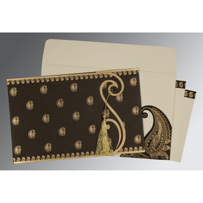 Designer Wedding Cards - D-8252C