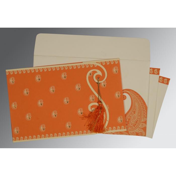Designer Wedding Cards - D-8252D