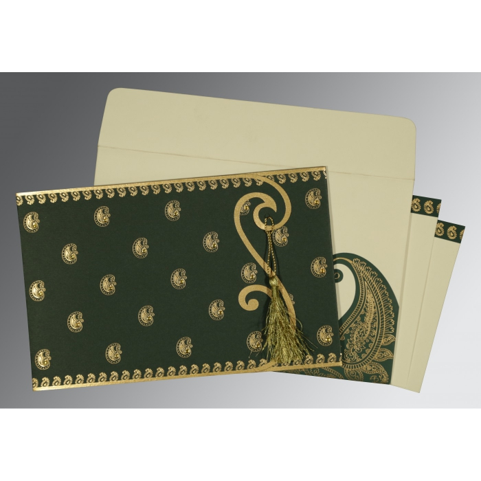 Designer Wedding Cards - D-8252E