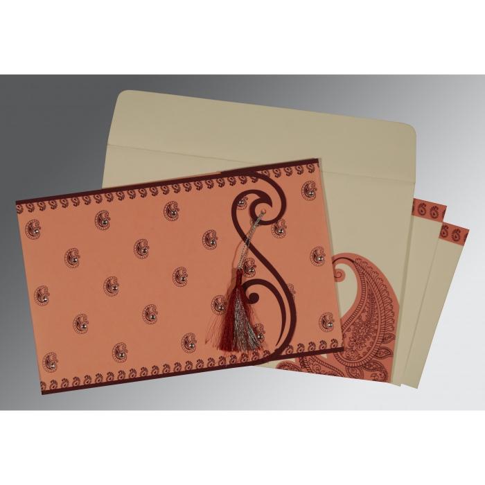 Designer Wedding Cards - D-8252G