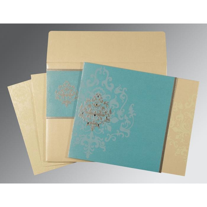 Designer Wedding Cards - D-8253E
