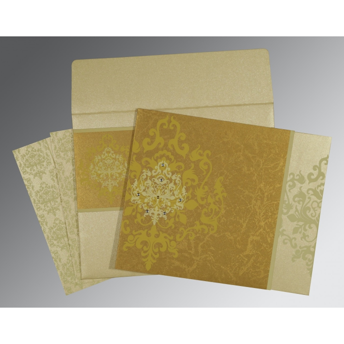Designer Wedding Cards - D-8253H