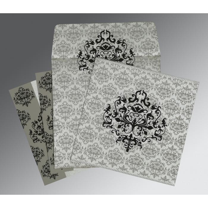 Designer Wedding Cards - D-8254H