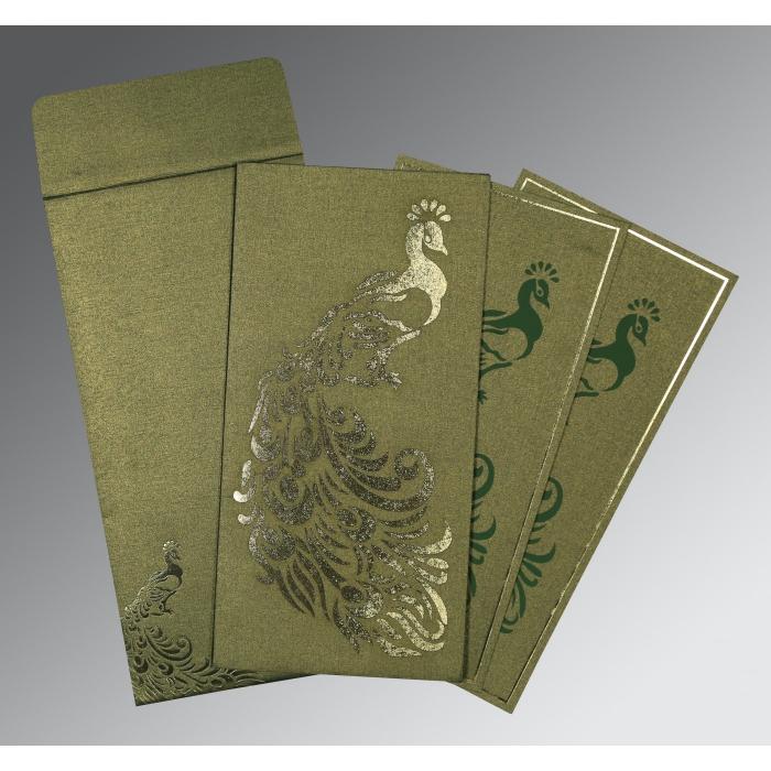 Designer Wedding Cards - D-8255D