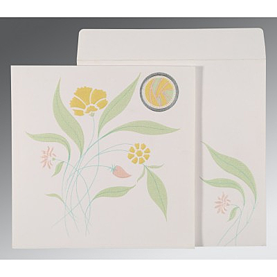 Designer Wedding Cards - D-1114
