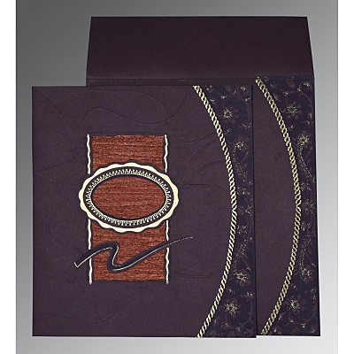Designer Wedding Cards - D-1169