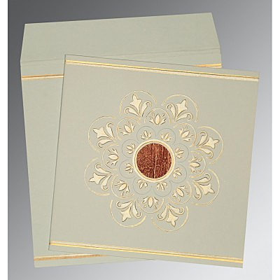 Designer Wedding Cards - D-1190