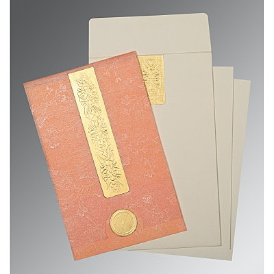 Designer Wedding Cards - D-1221