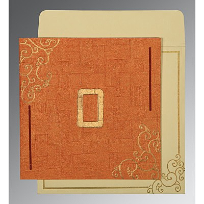 Designer Wedding Cards - D-1236