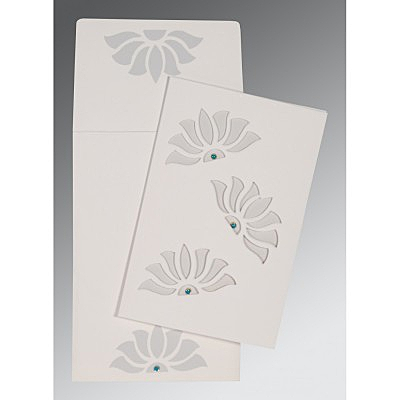 Designer Wedding Cards - D-1254