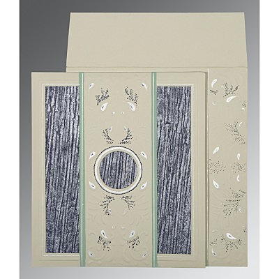Designer Wedding Cards - D-1261