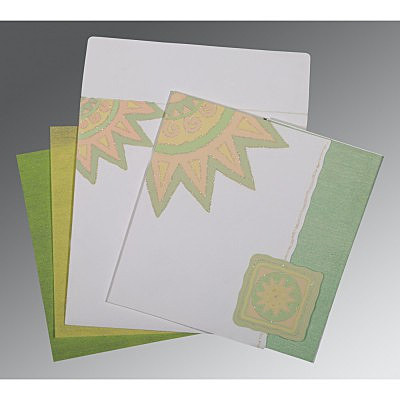 Designer Wedding Cards - D-1266
