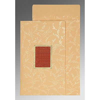 Designer Wedding Cards - D-1303