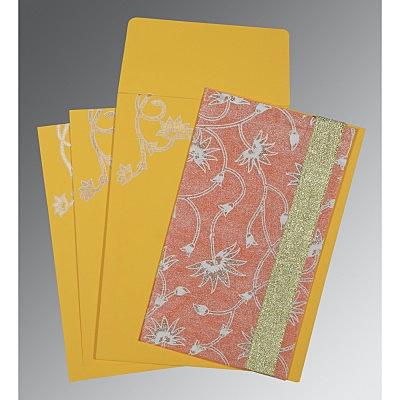 Designer Wedding Cards - D-1346