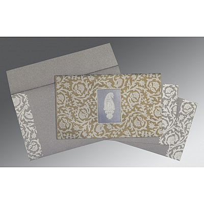 Designer Wedding Cards - D-1371