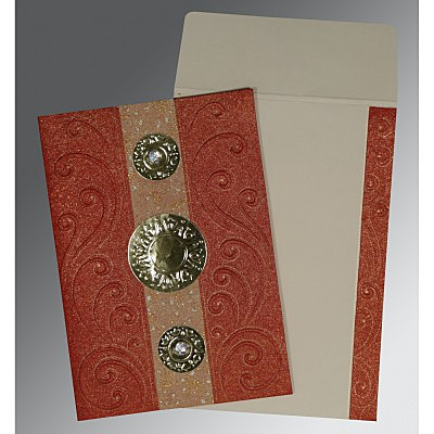 Designer Wedding Cards - D-1389