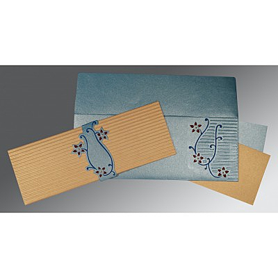Designer Wedding Cards - D-1400