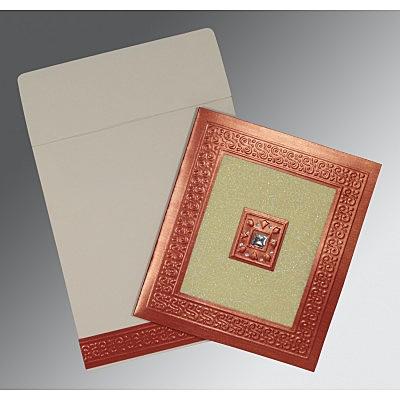 Designer Wedding Cards - D-1411