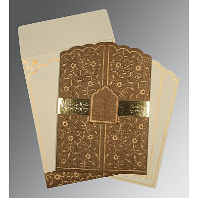 Designer Wedding Cards - D-1422