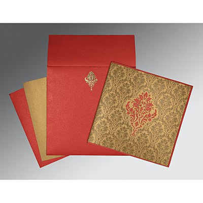 Designer Wedding Cards - D-1494
