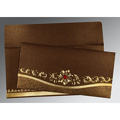 Designer Wedding Cards - D-1499